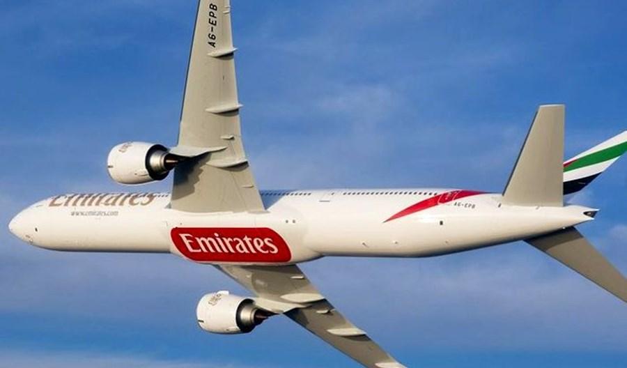 Trzy nowe destynacje Emirates w USA. Więcej lotów do NJ, LA i Sao Paulo