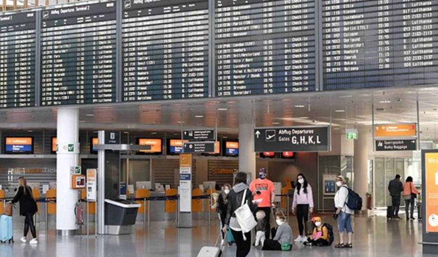 Monachium: 77 proc. mniej pasażerów, poziom z 1992 roku