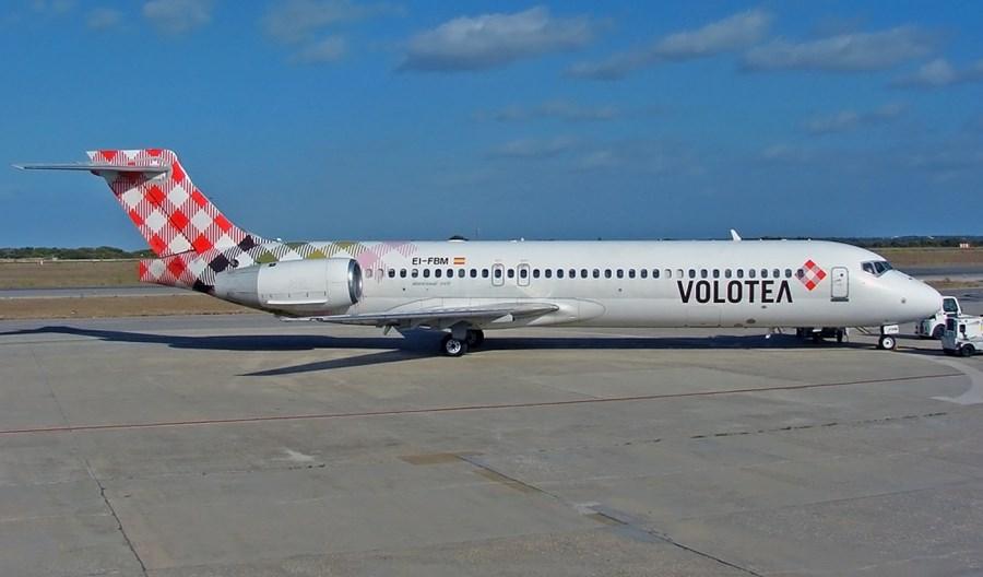 Volotea wycofała ostatniego boeinga B717 w Europie