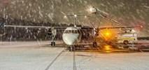 Katowice-Pyrzowice: Awaryjne lądowanie samolotu. Uratowano 12 pasażerów i dwa psy