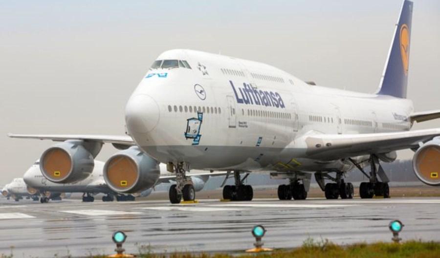 Frankfurt: Spadki liczby pasażerów, operacji lotniczych i cargo
