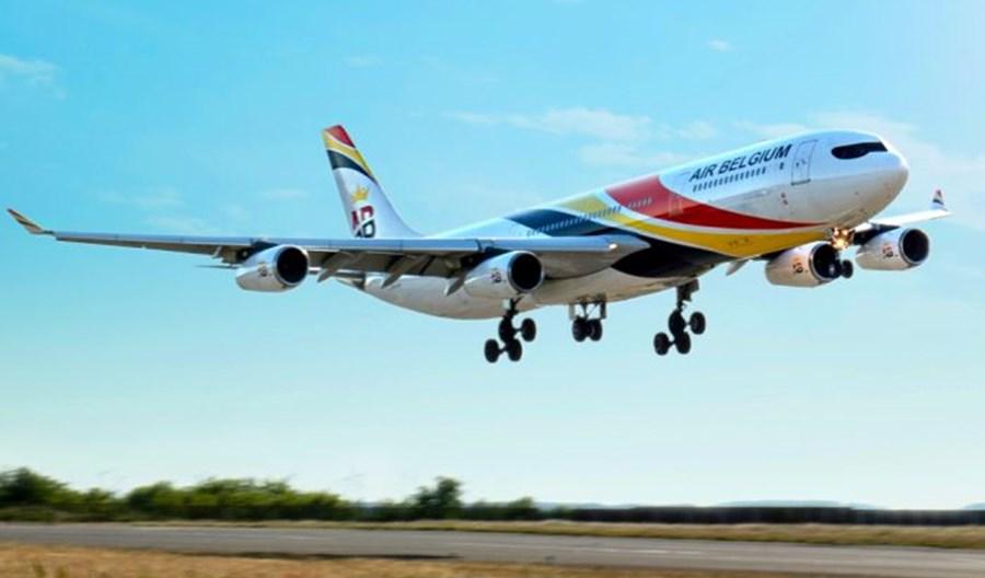 Air Belgium zawiesiły wszystkie rejsy w lutym