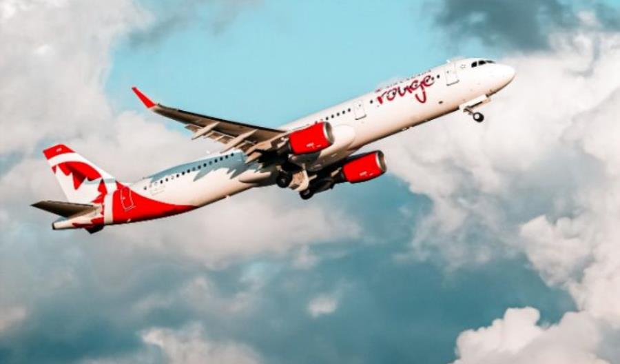 Air Canada Rouge wstrzymują wszystkie loty do odwołania