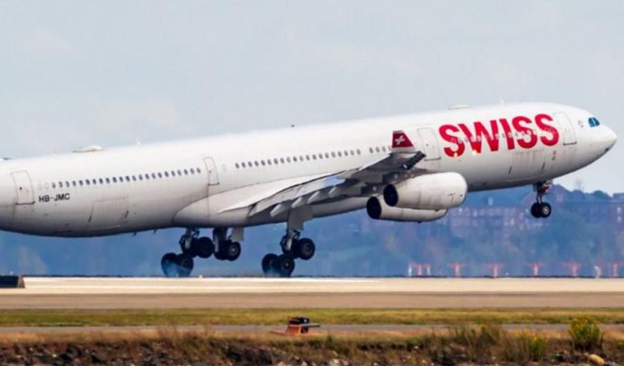 SWISS ograniczają aż do 27 marca rozkład lotów z Genewy