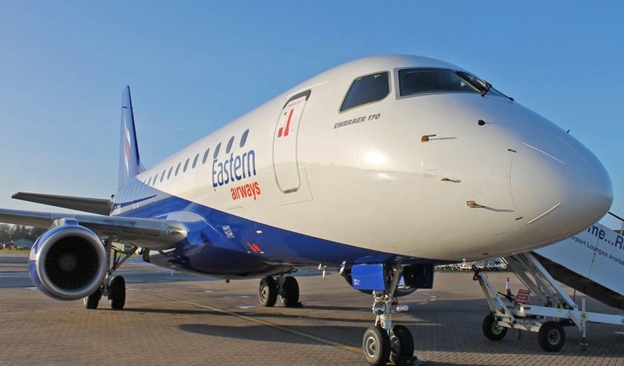 Eastern Airways polecą od maja z Anglii na Gibraltar