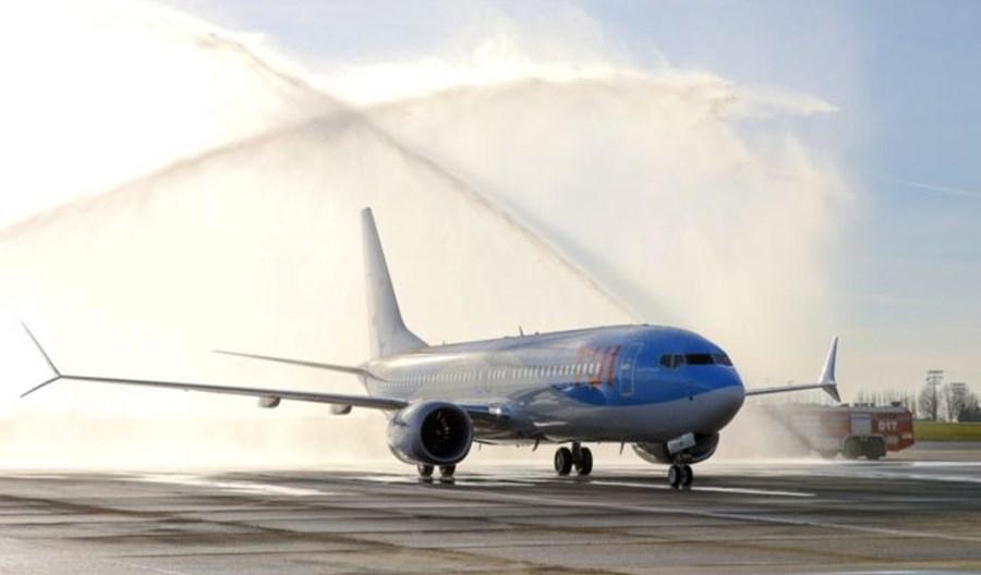 Boeing 737 MAX. Pierwsze loty w Europie bez problemów