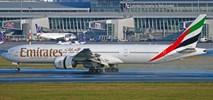 Emirates zwiększają liczbę lotów do Warszawy