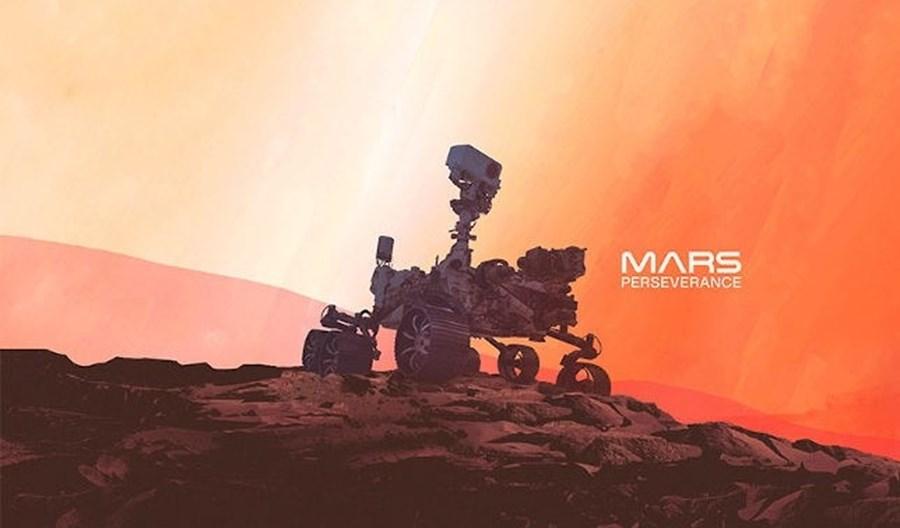 Misja NASA wylądowała na Marsie. Łazik Perserverance ma wielkość samochodu