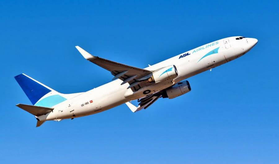 ASL Airlines zamawiają kolejne boeingi 737-800BCF