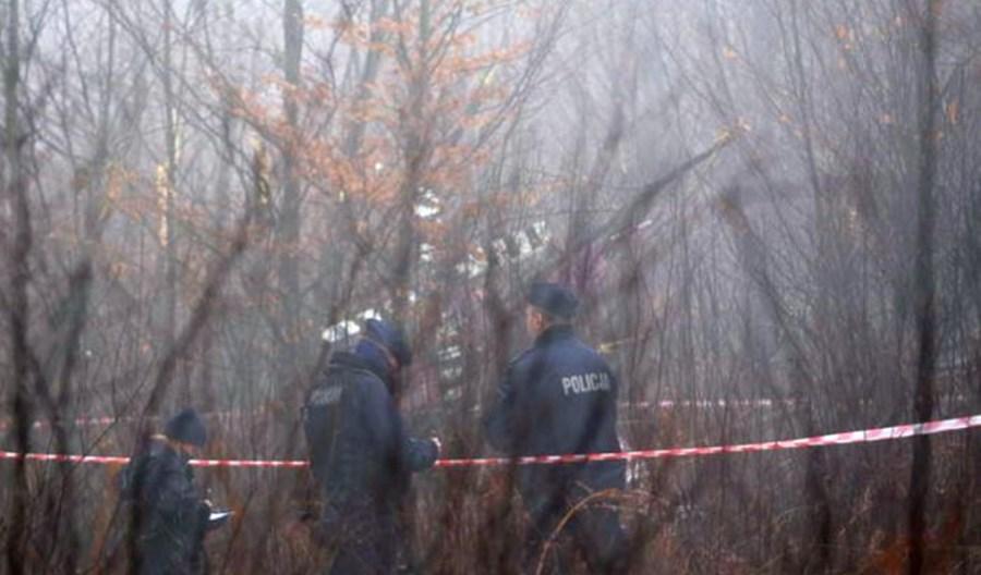 Dwie ofiary katastrofy śmigłowca pod Pszczyną