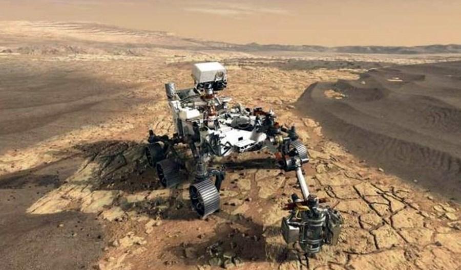SENER Aeroespacial miała udział w misji łazika Perseverance na Marsie