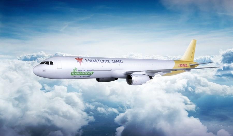 DHL Express wzmacnia flotę samolotów. Kolejne frachtowce A321-200