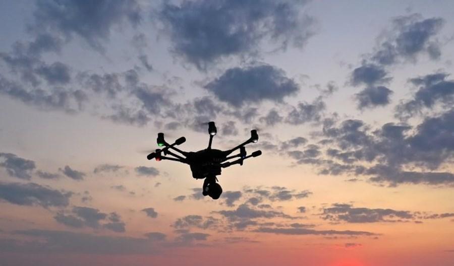 PAŻP podsumowała operacje dronowe. Najwięcej zgłoszeń w sierpniu