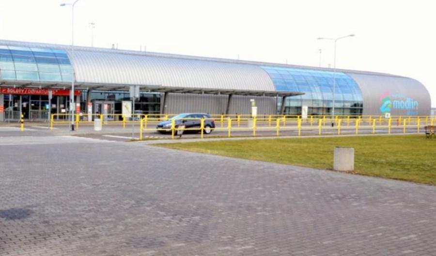 Port Warszawa-Modlin uruchamia Punkt Wymazowy