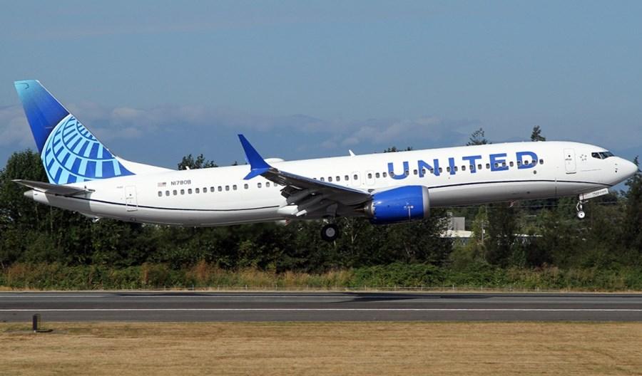 United Airlines zamawiają kolejne boeingi 737 MAX