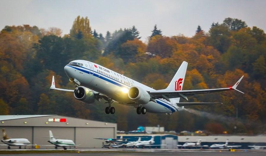 Chiny obawiają się o bezpieczeństwo samolotów Boeing 737 MAX