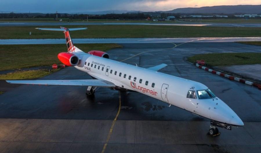 Loganair uruchomią siódmą trasę z północno-wschodniej Anglii