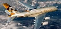 Etihad Airways zaparkowały A380. Przewoźnik skupi się na węźle w Abu Zabi