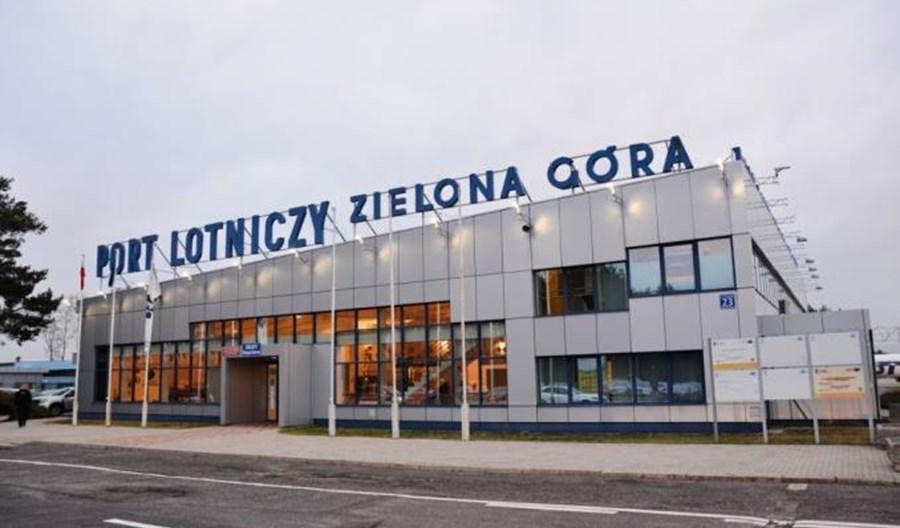Lotnisko Zielona Góra-Babimost czasowo zamknięte. Powodem COVID-19