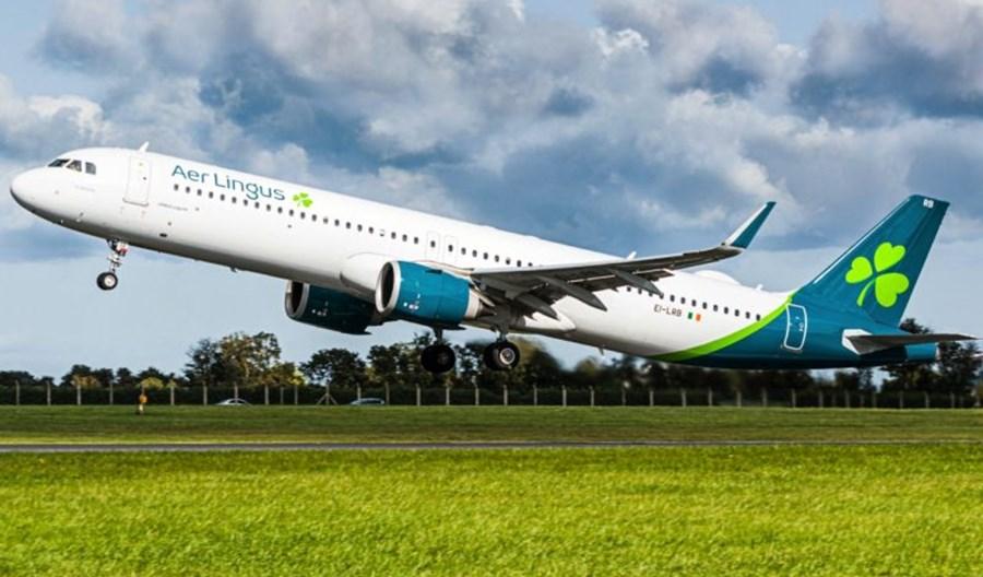 Aer Lingus rozpoczął rekrutację w Manchesterze w celu lotów do USA