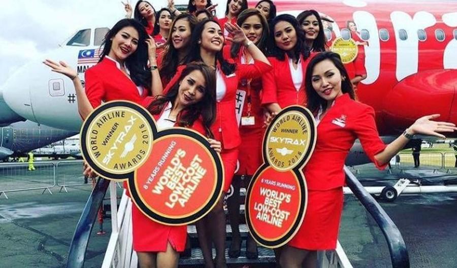 Thai AirAsia wznawiają wszystkie 40 krajowych tras