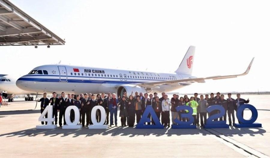 Air China kupią 18 airbusów A320neo