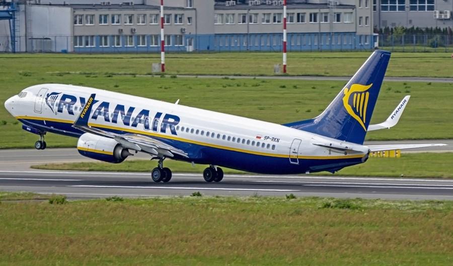 Ryanair przedłuża opcję bezpłatnej zmiany rezerwacji