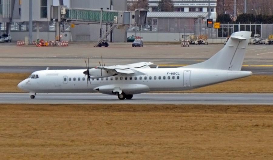 Kolejny ATR 72-500F dołącza do floty SprintAira
