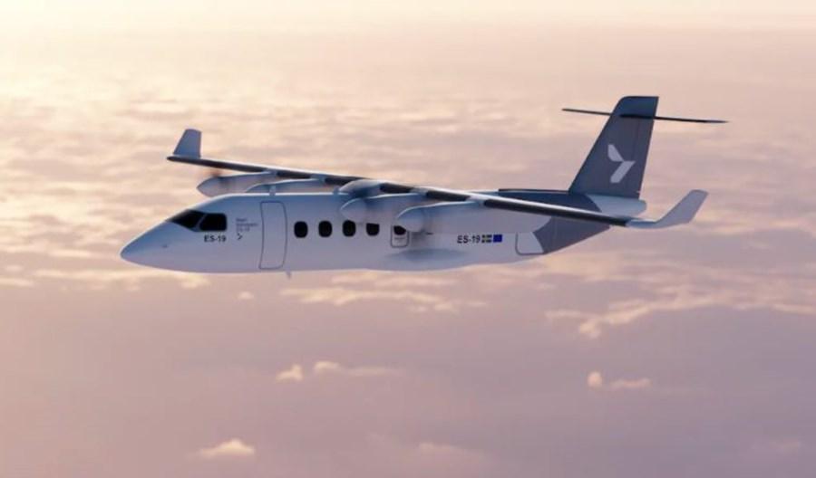 Finnair inwestują w samoloty elektryczne. ES-19 obsłuży krótkie trasy