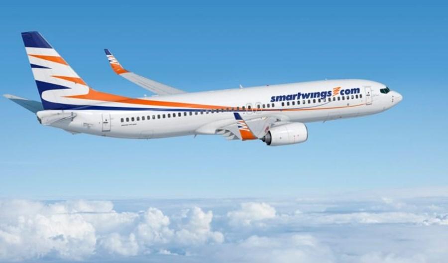 Smartwings wzmocnione pożyczką 2 mld koron i planują loty z baz w Polsce