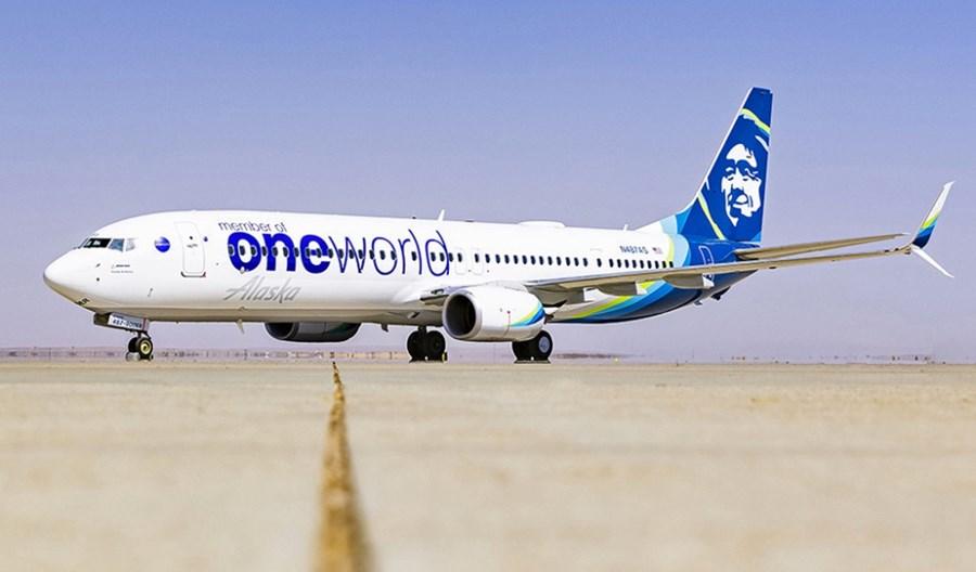 Alaska Airlines już oficjalnie w sojuszu oneworld