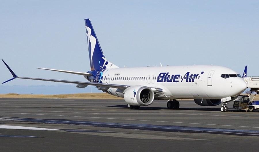 Jassy nową bazą Blue Air. 23 nowe połączenia z Rumunii do Europy