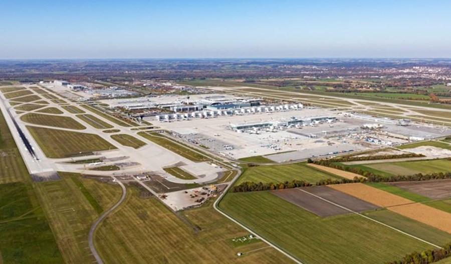 Monachium: 320 mln euro rocznej straty lotniska