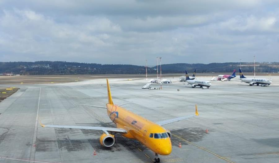 Kraków: Decyzja GDOŚ opóźni budowę nowego pasa startowego?