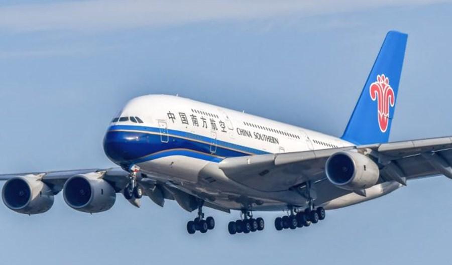 Przyszłość A380 w China Southern Airlines coraz bardziej niepewna