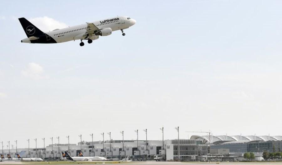 Kwartalne spadki w Monachium: Strata 7 mln pasażerów i 82 proc. mniej operacji