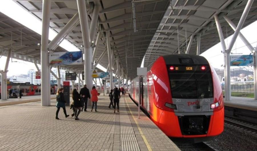 Szybkie pociągi Łastoczka połączą Moskwę z Mińskiem. Rosja czeka na wznowienia lotów