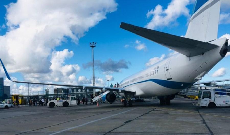 Gdańsk: Odprawiamy tylko 10 proc. pasażerów, których powinniśmy odprawiać