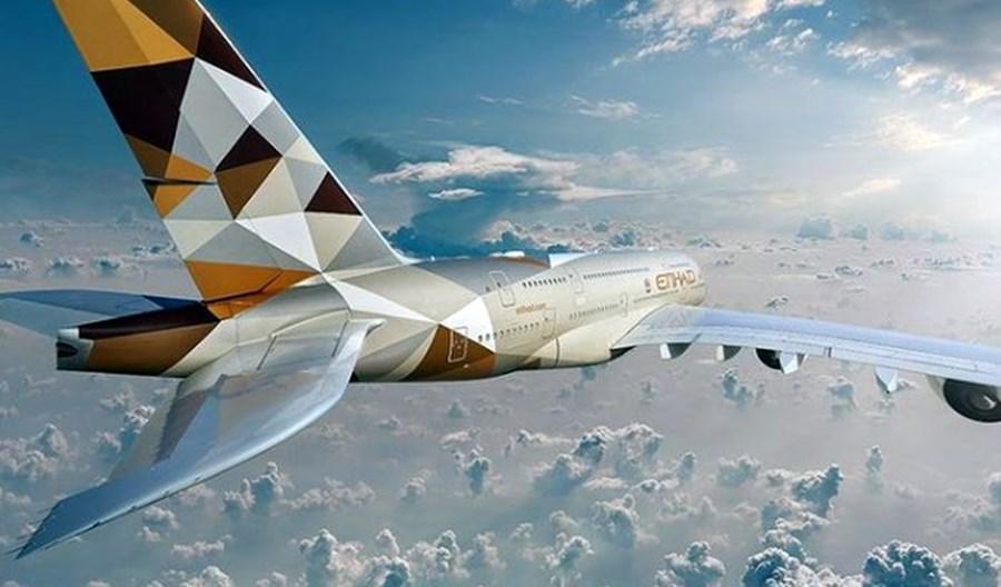 Ciche pożegnanie Etihad Airways z A380