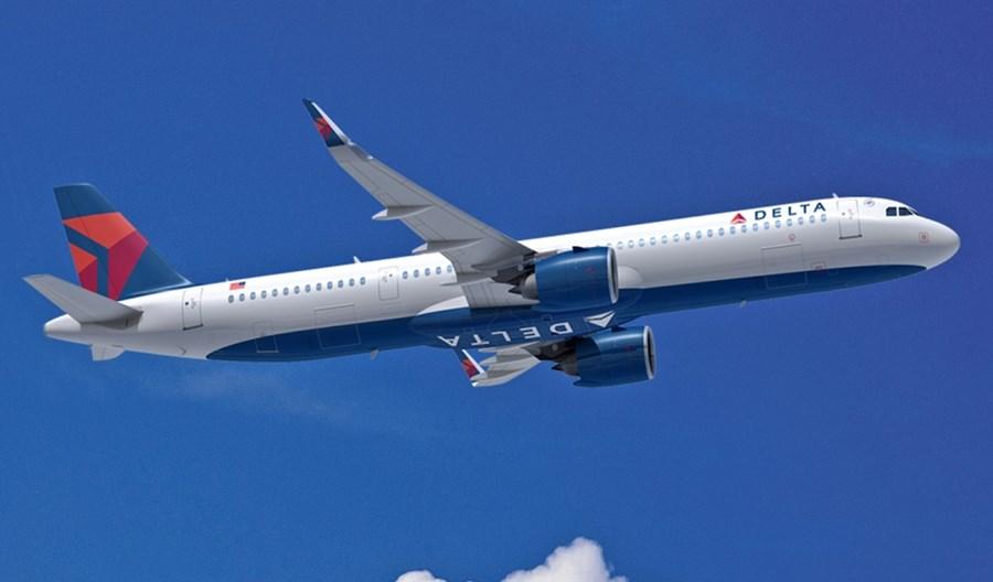Airbus: Delta wykorzystuje prawa zakupu na kolejne A321neo. Zmiana daty dostaw A330neo i A350