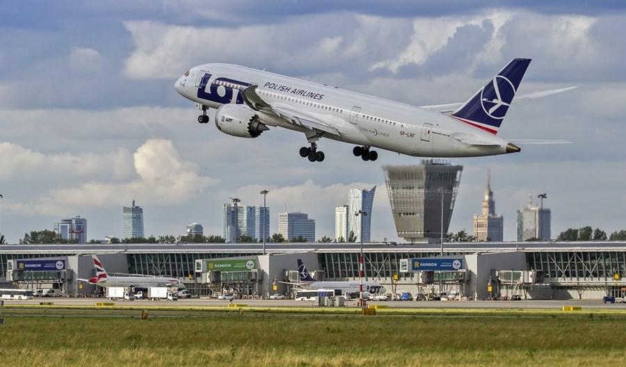 Lotnisko Chopina: Marzec pozwala na ostrożny optymizm