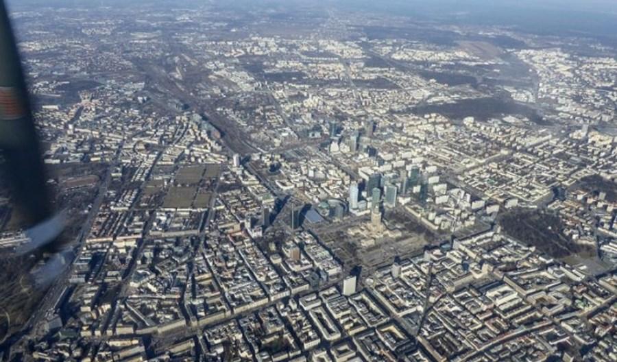 Powstaje nowy fotoplan Warszawy! Nad stolicą krąży samolot i robi zdjęcia