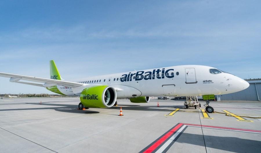 Nowa trasa airBaltic. Siódme miejsce w Grecji