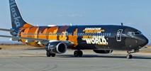 Boeing 737-900ER Alaska Airlines promuje edukację i równość rasową