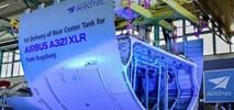 Airbus odebrał pierwszy tylny środkowy zbiornik paliwa dla A321XLR
