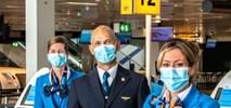 KLM nagrodzony za ochronę zdrowia  pasażerów