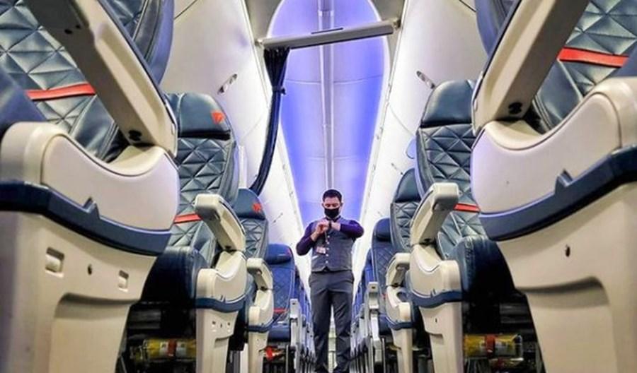 USA: Rekordowa grzywna dla pasażera samolotu