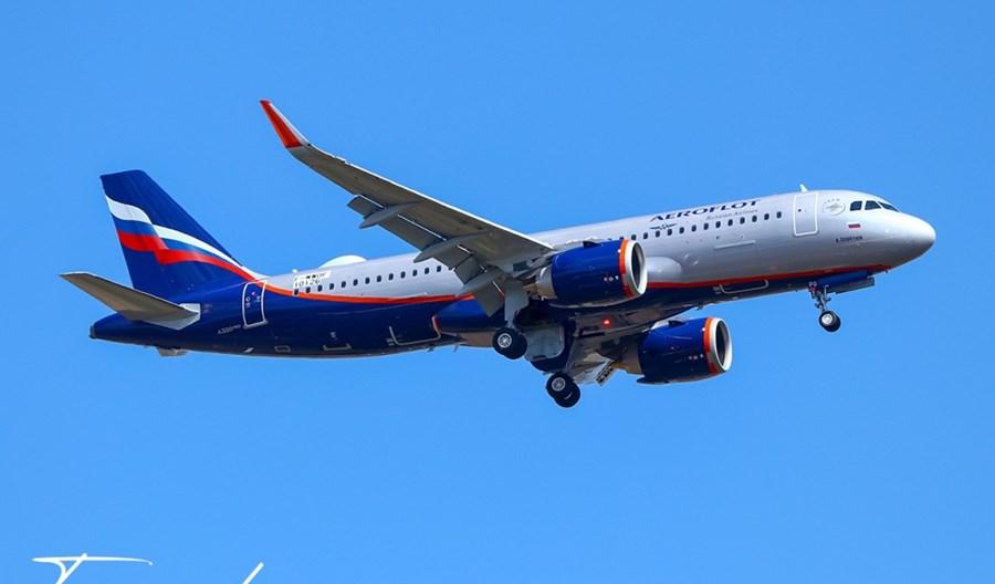 Aerofłot odebrał pierwszego airbusa A320neo