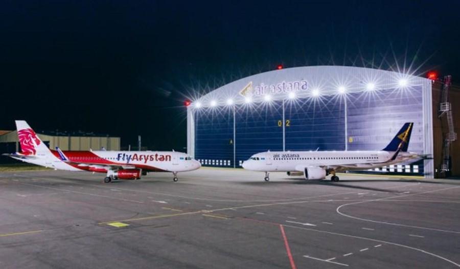 19 lat działalności Air Astana i ponad 5 mln obsłużonych pasażerów