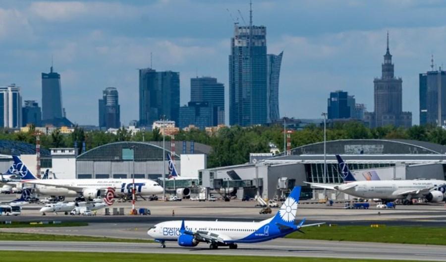 Belavia: Pierwszy komercyjny rejs 737 MAX na trasie Mińsk - Warszawa